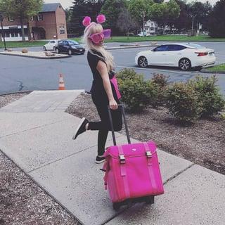 Beauty Entourage traveling hair stylist